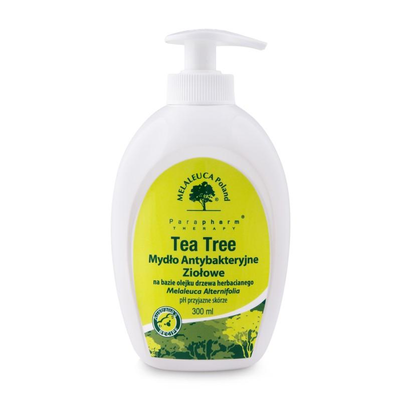 Tea tree mydło antybakteryjne ziołowe 300ml