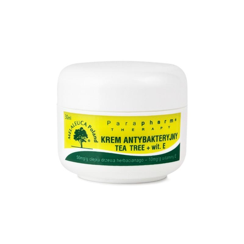 Krem antybakteryjny tea tree