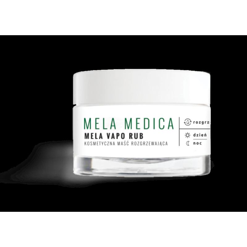 MELA MEDICA Mela Vapo Rub maść kosmetyczna